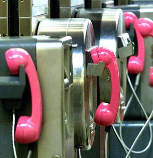 Unos kilos menos gracias al teléfono